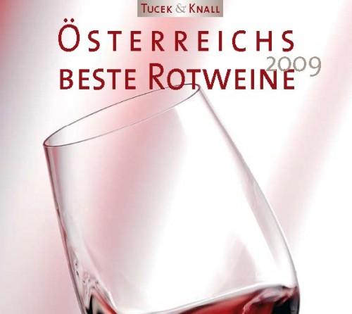 Österreich beste Rotweine 2009.
